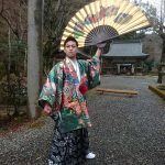 男羽織 SATOSHI