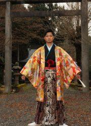 男羽織 SHOUYA
