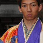 男羽織 YUUSUKE